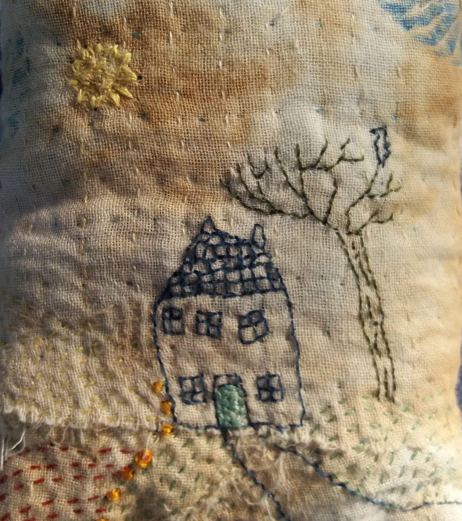 Een opgeruimd huis